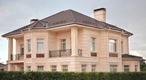 Фасад из Песчаника П-ДШ