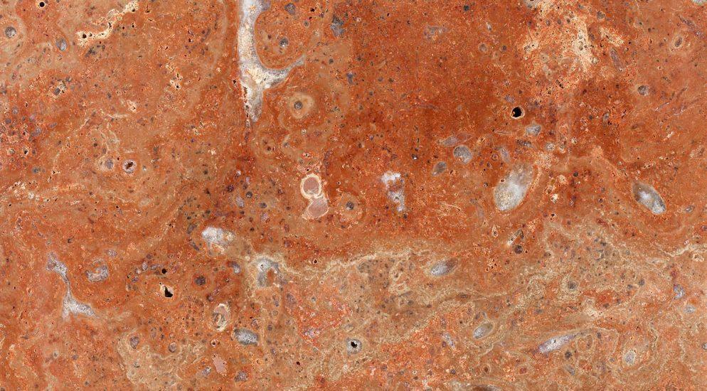 Травертин Red (Ред)