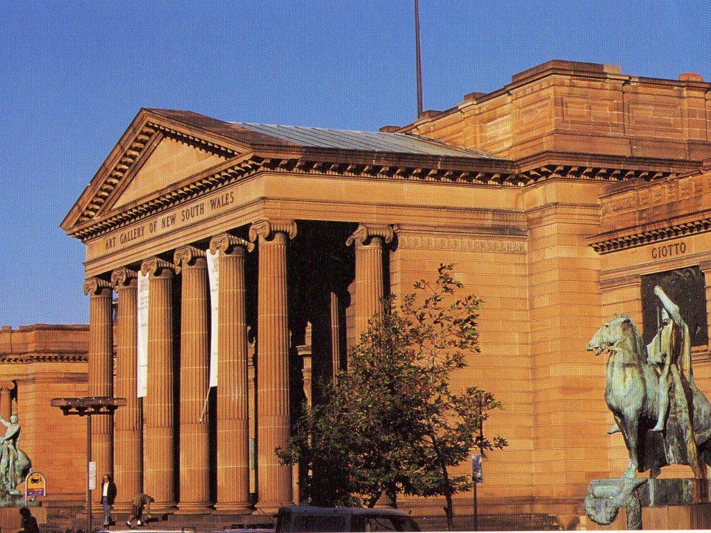 купить Самые известные фасады Австралии из песчаника